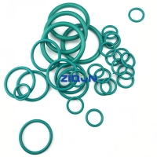 Quality Oil Resistant  FLS Fluorocarbon FKM FPM Rubber O Rings for sale