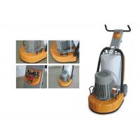 China 1250RPM High Speed Concrete Floor Grinder tile floor cleaning machine on sale