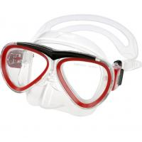 China Professional Sport Divers Mask , Comfortable Scuba Goggles For Kids wholesale