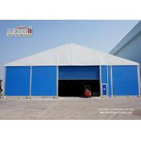 China Outdoor Durable Aluminum Frame Portable Industrial Tent Structures Heavy Duty Storage Tents wholesale