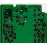 China High CTI FR4 Prototype PCB Immersion Gold , Printed Circuit Board With Carbon Ink Printing wholesale