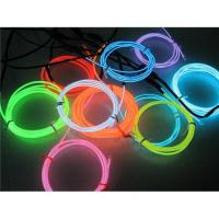 China EL wire for high brightness on sale