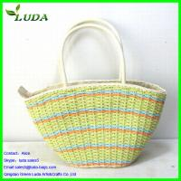 New Arrival Summer Light Color Straw Bags Made In China Of