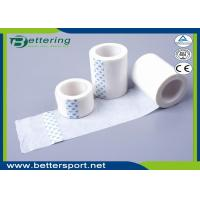 China Surgical tape non woven micropore adhesive tape porous paper tape nonwoven adhesive plaster on sale
