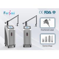 China 2018 CE FDA approved high efficient big promotion 10600nm 1000w fractional co2 laser for skin on sale