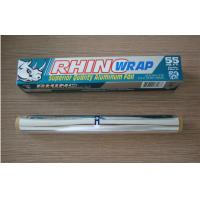 Quality Safe Household Food Grade Aluminum Foil Roll Foil Wrap For Food Wrapping for sale