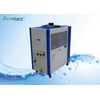 China Box Type Energy Saving Carrier Air Cooled Scroll Chiller for Air Conditioning wholesale