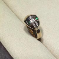Buy cheap Bvlgari brand jewelry gold ring with diamond ring 18kt gold with white gold or from wholesalers