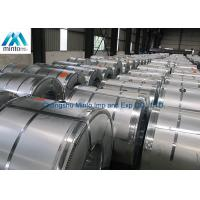 China Heat Resistance Cold Rolled Steel Strip JIS G3312 ASTM A653M A924M 1998 wholesale
