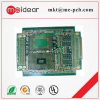 China OEM PCB 8 Layer Impedence Control PCB with Blind/Buried Vias,BGA and Enig Surface on sale