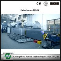 China Low Noise Coating Furnace Heat Treatment Furnace High Effcient 14m*12m*0.3m wholesale