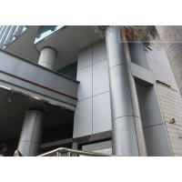 Quality 2.5mm Thickness Metal Outside Wall Cladding Aluminum Architectural Panels For for sale