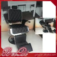 China luxury men's barber chair salon furniture styling barber chair for sale wholesale