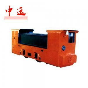China 5T Underground Mining Electric Diesel Locomotive wholesale