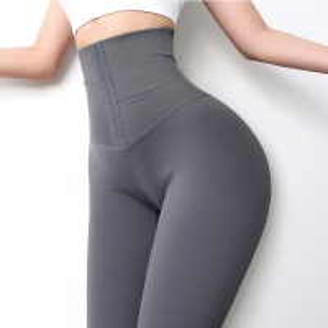 China Women Shaper Waist Trainer Tummy Control Panties Waist Cincher Leggings wholesale