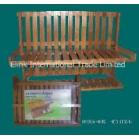 China China Bamboo & Wooden Plate/Bowl Rack for Kitchen Accessories wholesale