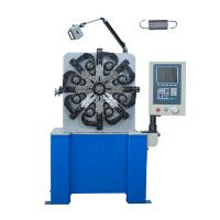 China 40mm Extension Spring Manufacturing Machine Consists Of Rotation Core And Rolling Axis wholesale