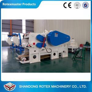 China YGX-216 Model Wood Sawdust Machine / Sawdust Making Machine For Crop Stalk wholesale