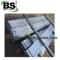 China Square bar screw anchors are used for stabilize the foundation wholesale