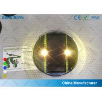 China Embedded Solar Road Markers Cycleway Marking Polycarbonate IP68 Cost Effective wholesale