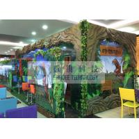 China Special 5D Theater System With Dinosaur Cabin And High Definition Screen wholesale