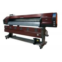 China Golden Dye Sublimation Printers Aluminum Structure for T Shirts on sale
