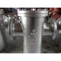 China Basket T Type Strainer Fabricated Carbon Steel SS304 SS306 C95800 C95500 LCB LCC wholesale