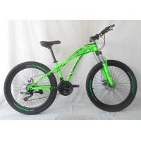 China Semi Integrated Hardtail Cross Country Bike Special Shape 26 Inch Steel Frame wholesale