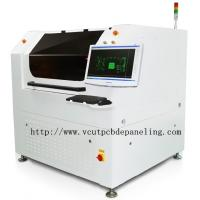 China High speed UV Drilling Laser Depaneling Machine for PWB , PCB Laser Cutter wholesale