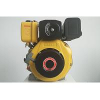China Single Cylinder Air Cooled Diesel Engine Manual Starter 3000rpm 3.45kw wholesale
