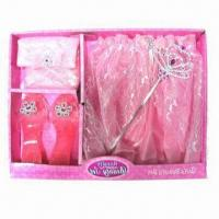 China Party gift set, made of 100% polyester wholesale