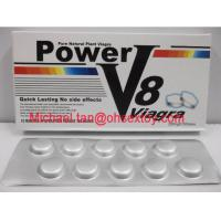 Wholesale Power V8 Viagra Pure Natural Plant Generic Viagra , Quick Lasting No Side Effects from china suppliers