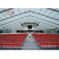Quality 10m Height Aluminum Sport Event Tents Mobile Stadium Temporary Structure for sale