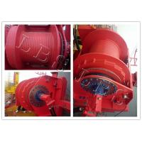 China Offshoe Marine Boat Hydrauliclebus Groove Winch For Oil Exploration wholesale
