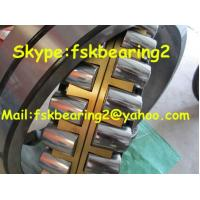 China Brass Cage Double Row High Speed Mounted Roller Bearings 22220E wholesale