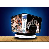 China Dynamic Basketball Stadium Led Display Indoor , Seamless Led Video Wall Hire wholesale