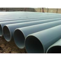 China ANSI / API 5L Petroleum Pipeline Carbon Steel Seamless Pipe With Hot Rolled wholesale