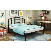 China Simple modern iron bed, double bed, iron bed, single bed, princess bed, adult dormitory bed wholesale