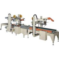 China High Speed Carton Sealing Machine , Fully Automatic Carton Edge Sealer CE wholesale