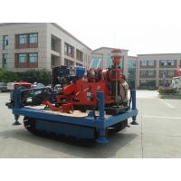 China Hydraulic Core Drilling Equipment spindle rotatory drilling rig wholesale