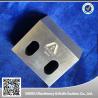 Excellent Cutting Rapid Granulator Blades , Plastic Grinder Blades HRC56-60 for sale
