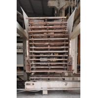 Buy cheap Tray Station Mobile Concrete Block Making Machine from wholesalers