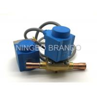 Buy cheap Normally Closed EVR Refrigeration Solenoid Valve Air Conditioning , Solenoid Operated Valve from wholesalers