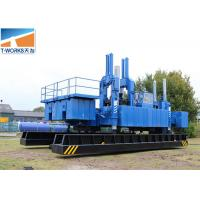 China Hammer Steel Pile Driving Equipment No Vibration Long Working Lifespan wholesale
