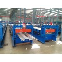 Wholesale Full Automatic Galvanized Corrugated Roof Tiles Making Machine k Span CE from china suppliers