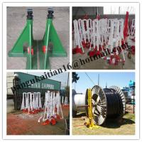 Quality Cable Handling Equipment,hydraulic cable jack set,Jack towers,Cable Drum Jacks for sale