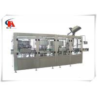 China Automatic Bottle Water Washing Filling Capping Machine , Filling Line Equipment Easy Operation wholesale