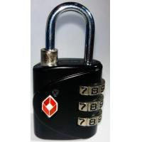 China 3 Digital Combination Luggage TSA Locks on sale