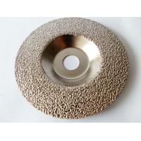 China 5 Inch - 7 Inch Diamond Grinding Disc For Hard Stone / Marble / Granite wholesale
