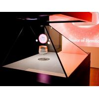China 42'' Virtual Projection Hologram Pyramid For Exhibition , Trade Show on sale